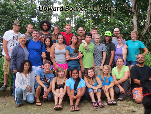 Upward-Bound-Group-July-2013