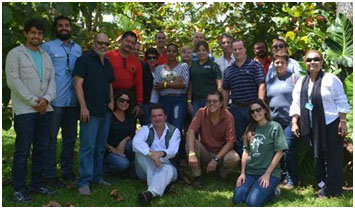 DNR conference in Adjuntas Aug 2014