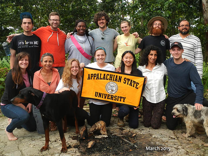 Appstate2015team