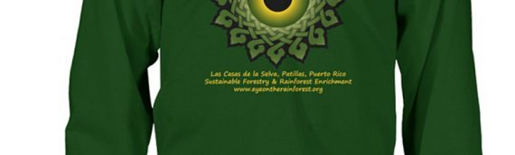 Buy an Eye On The Rainforest Teeshirt