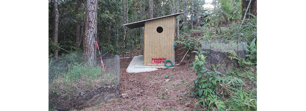 Humanure Compost Toilets