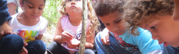 Headstart kids from Ciudad Esmeralda Ambar, Patillas