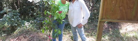 Jaylene Cintrón at Las Casas de la Selva