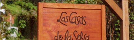 Historical Images Las Casas de la Selva 1983-1999 (pre-digital)
