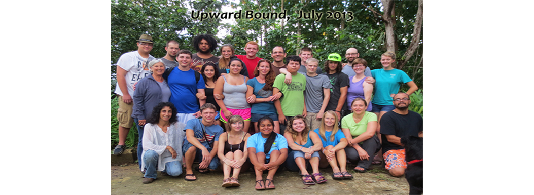 Appalachian Upward Bound July 2013