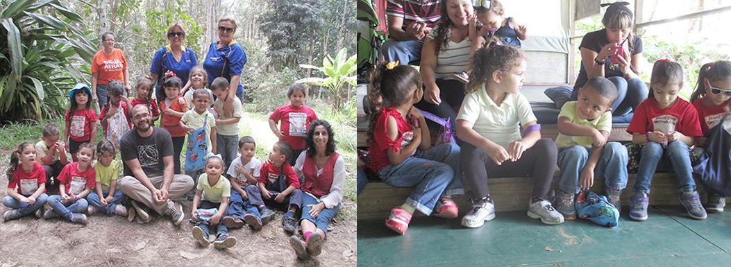 Headstart Quebrada Arriba, March 2014