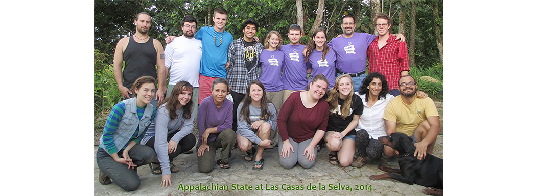Appalachian State University March 9-15, 2014