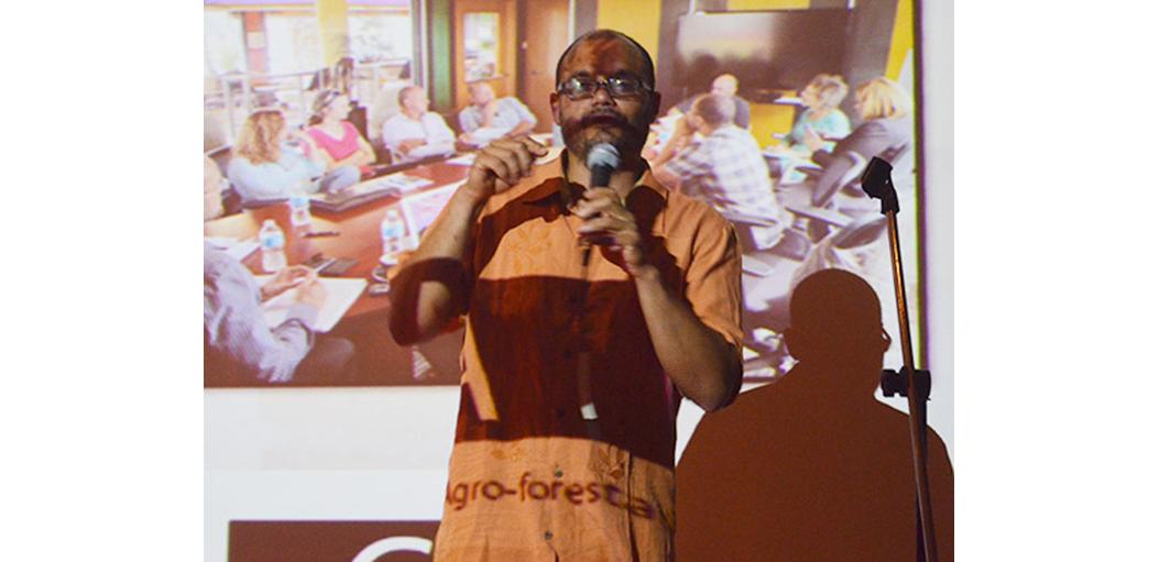 Presentation at The School of Fine Art – April 2014