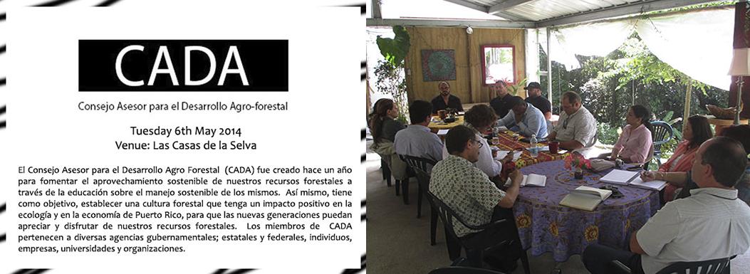 Consejo Asesor para el Desarrollo Agro-forestal, May 6th, 2014