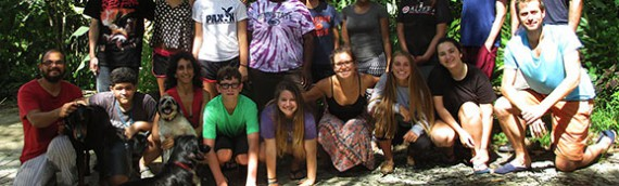 Globalworks at Las Casas de la Selva July 2014