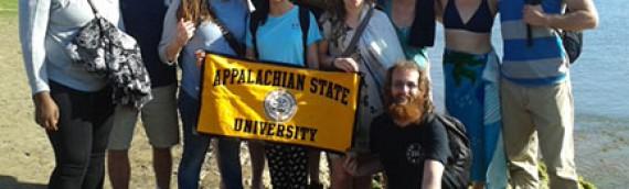 Appalachian State University ASB March 2015
