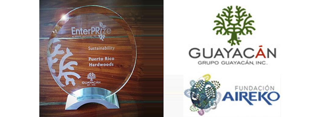 Sustainability Award, May 2016