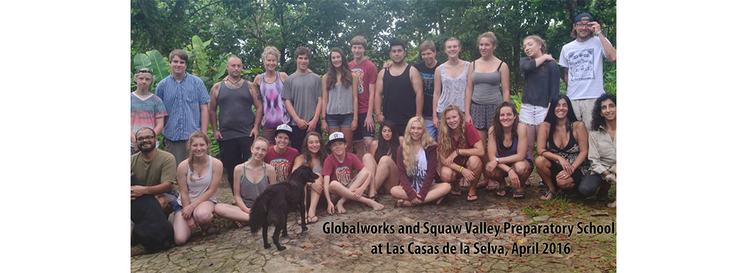 Globalworks and Squaw Valley Preparatory School, April 2016