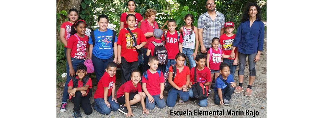 Marin Bajo Elementary, Patillas, Summer School, June 2016