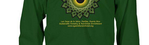 Buy an Eye On The Rainforest Teeshirt