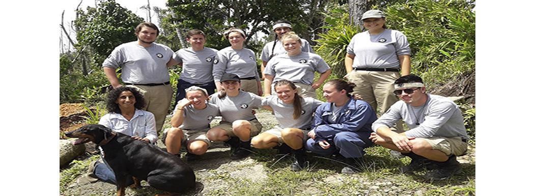 Americorps Youth 2018 at Las Casas de la Selva