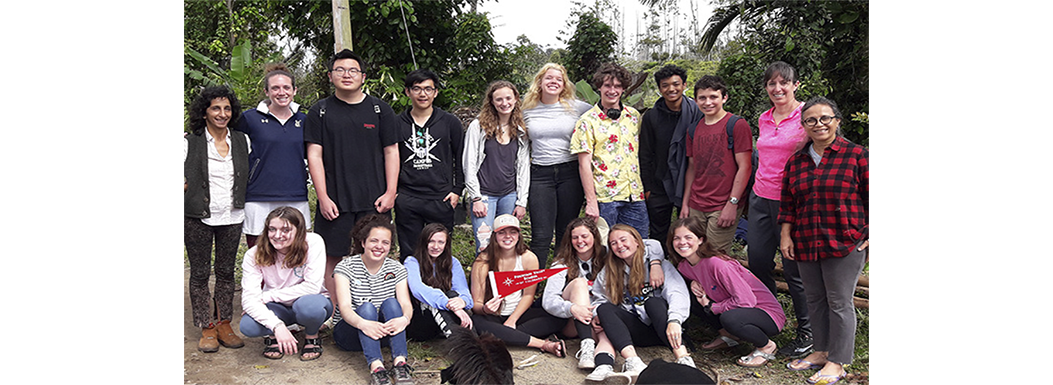 2019 Volunteer Groups